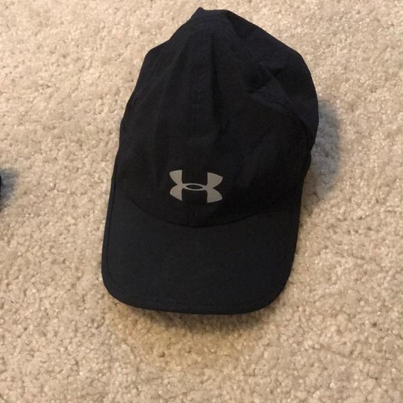 0b4a0d89 Under armor running hat